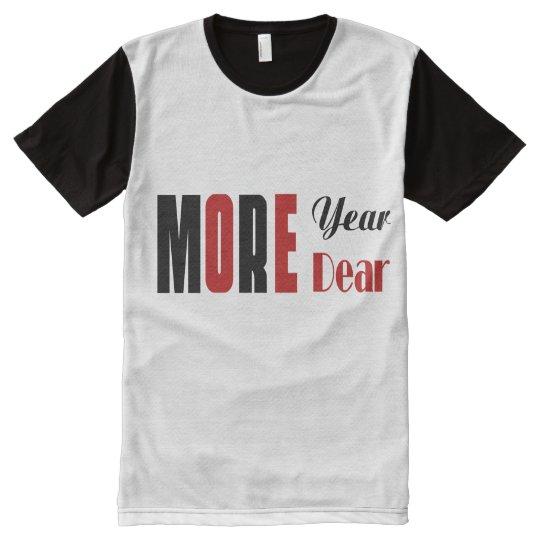Men's birthday tshirt HQH