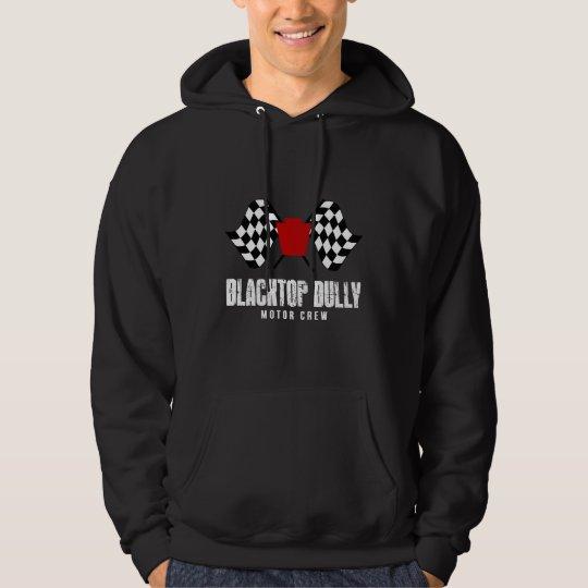 Men's Black Full Pennsylvania Logo Hoodie (PA)