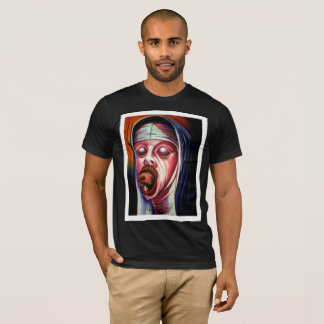 Men's Black Sinner Tshirt