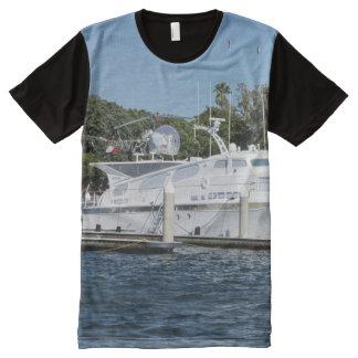 Men's boat t-shirt