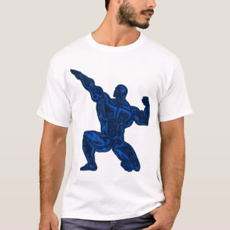 Mens Bodybuilding Pose T-Shirt