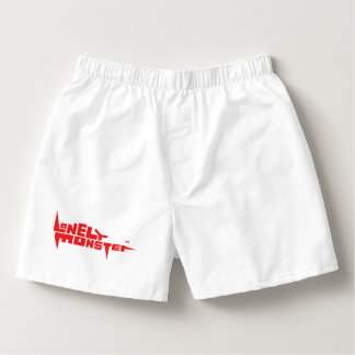 Men's Boxercraft Cotton Boxers with Red Logo