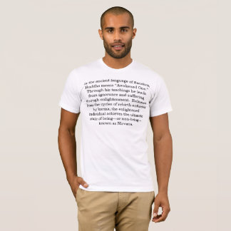 Men's Buddha T-shirt
