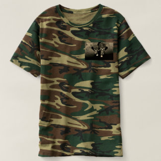 Mens Camo T-shirt
