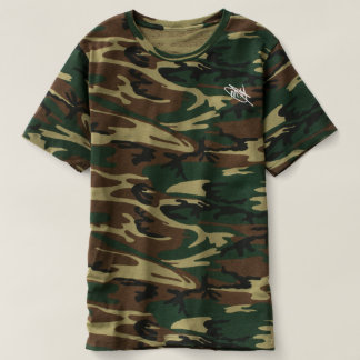 Men's Camo White Signature T-shirt