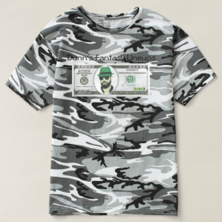 Men's Camouflage T-Shirt logo