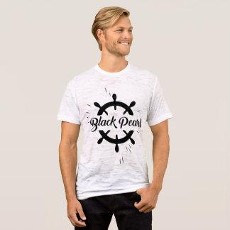 Men's Canvas Fitted Burnout T-Shirt