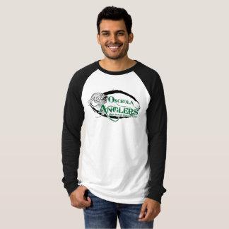 Men's Canvas Long Sleeve Raglan T-Shirt