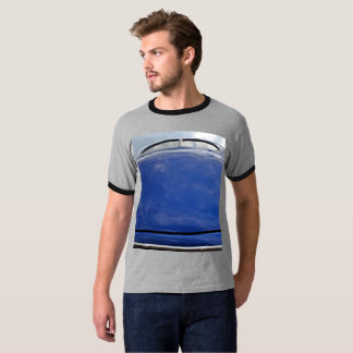 Men's car reflection t-shirt