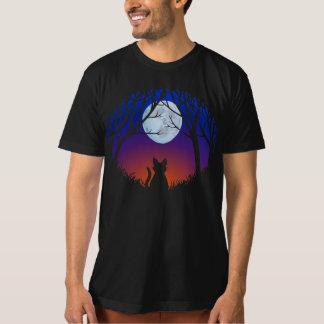 Men's Cat Lover T-shirt Organic Cat Shirts
