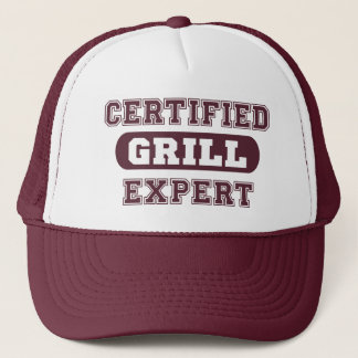 Men's Certified Grill Expert Trucker Hat
