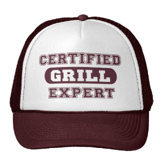 Men's Certified Grill Expert Trucker Hat