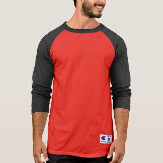 Men's Champion 3/4 Sleeve Raglan T-Shirt