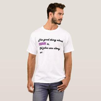 Men's Chiari Jokes T-Shirt