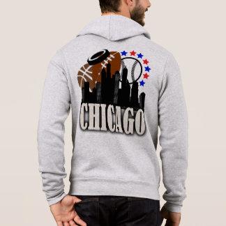 Men's Chicago Full-Zip Hoodie