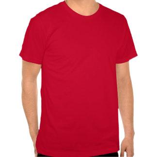 Mens Christmas Metal Shirt