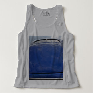 Men's classic car trunk tank top