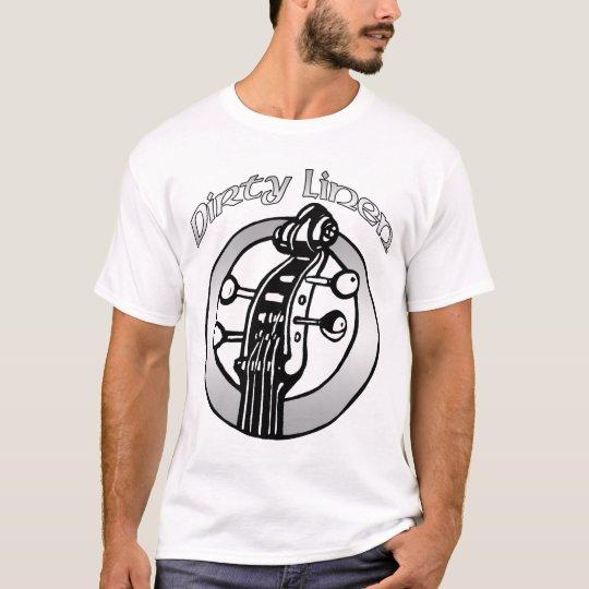 Men's Classic Dirty Linen logo T-Shirt