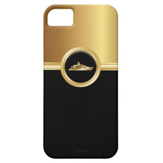 Men's Classy Yacht Boat iPhone 5 Case