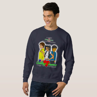 Men's College Lovers Sweatshirt Navy