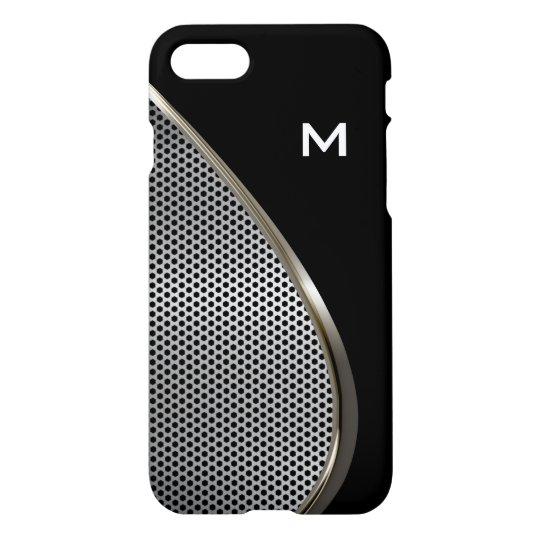 Mens Cool Business Monogram iPhone 7 Case