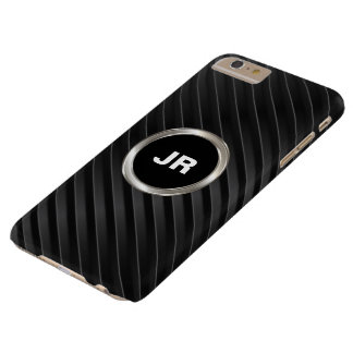Mens Cool Monogram Barely There iPhone 6 Plus Case