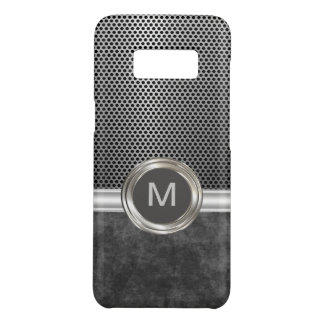 Mens Cool Monogram Style Case-Mate Samsung Galaxy S8 Case