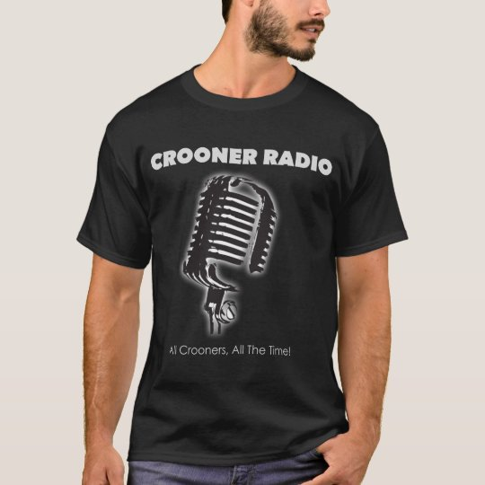 Men's Crooner Radio Tee