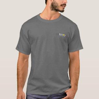 Men's Dark Front & Back Logo T-Shirt