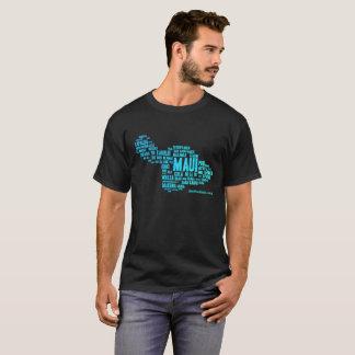 Men's Dark T-Shirt (Word Cloud)