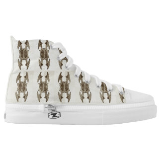 Men's Designer High Tops Cool