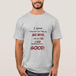 Men's Dieting Humor T-Shirt