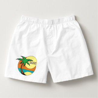 Men's Dirty Rotten Scoundrel boxers