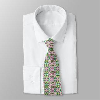men's dots and spots tie
