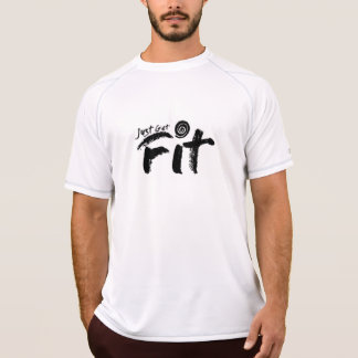 Men's Dry Fit Just Get Fit Tee