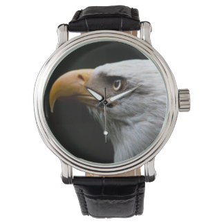 Mens Eagle portrait Watch