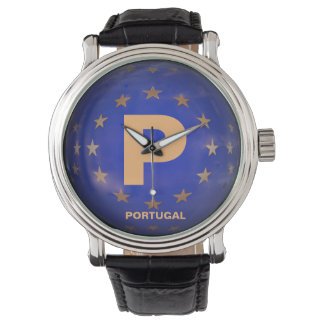 Mens Elegant Portugal Watch