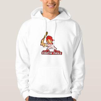Mens Fightin Phils Hooded Sweatshirt