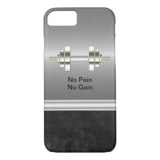 Men's Fitness Theme iPhone 7 Case