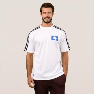 Mens Flag of Antarctica T-Shirt