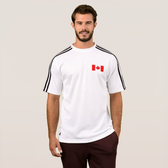 Mens Flag of Canada T-Shirt