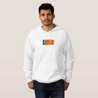 Mens Flag of Catalan Independence Hoodie