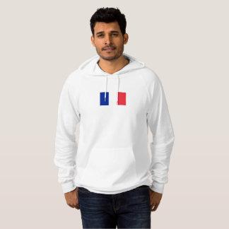 Mens Flag of France Hoodie
