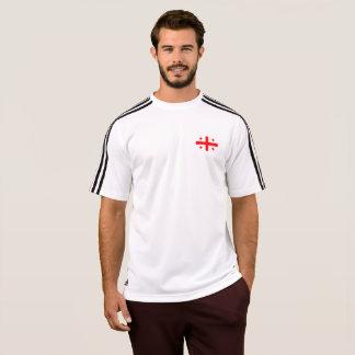 Mens Flag of Georgia T-Shirt