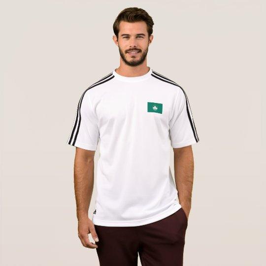 Mens Flag of Macau T-Shirt