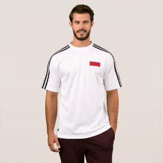 Mens Flag of Monaco T-Shirt
