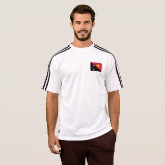 Mens Flag of Papua New Guinea T-Shirt