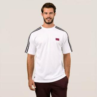 Mens Flag of Qatar T-Shirt