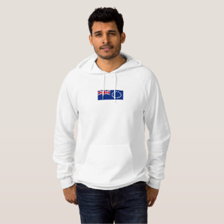 Mens Flag of the Cook Islands Hoodie