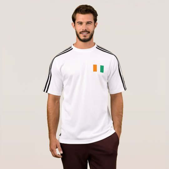 Mens Flag of the Ivory Coast T-Shirt